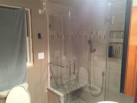 install shower doors on tub how to install shower door ad id glass shower door how