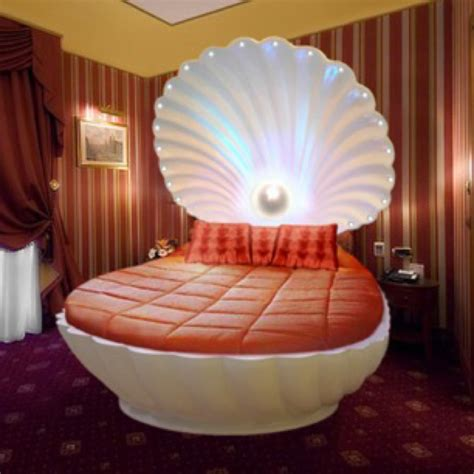 what is a bed seashell bed on the hunt