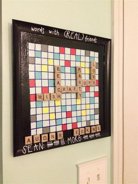 scrabble board words with friends words friends and magnetic boards on