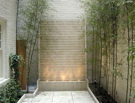 garden wall feature 17 modern water feature designs for your garden