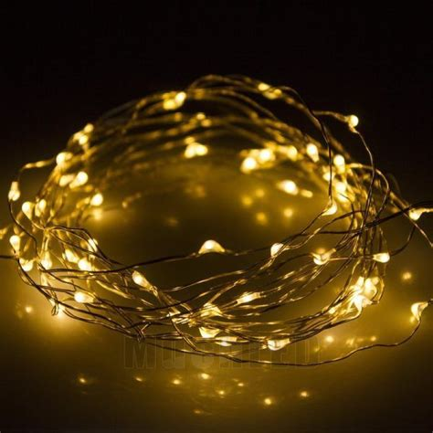 twinkle led lights new 50 led 5m copper wire twinkle light warm white string