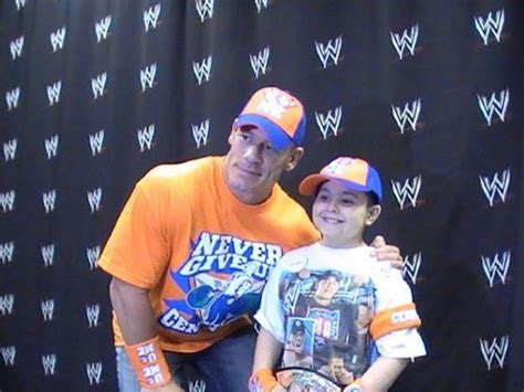 john cena images my step son our family s hero meets his