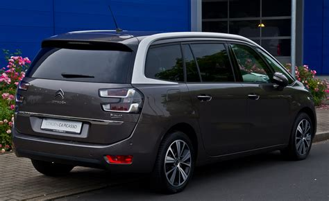 Citroen Picasso C4 by Citroen Grand C4 Picasso