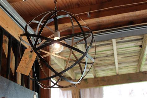 modern rustic light fixtures vintage home decor the d spot