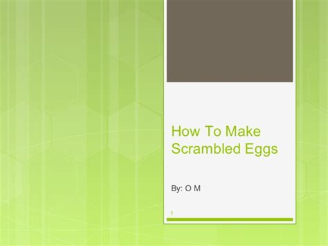 how to make scrabbled eggs how to make scrambled eggs
