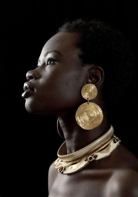 Bmg Model Management by Name Ajang Majok Ethnicity Sudanese Agency Bmg