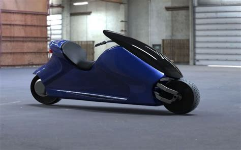 motorcycle balancing thrustcycle unveils gyrocycle a self balancing motorcycle