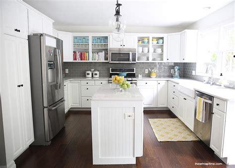 white grey kitchen white and grey kitchen makeover i nap time