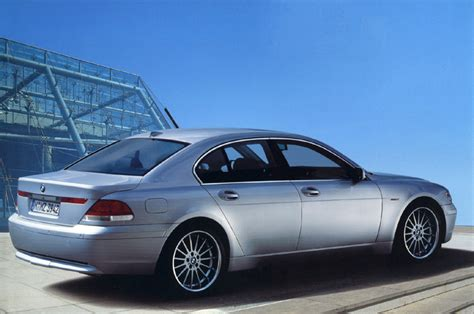 2003 Bmw 7 Series by 2003 Bmw 7 Series Information And Photos Momentcar