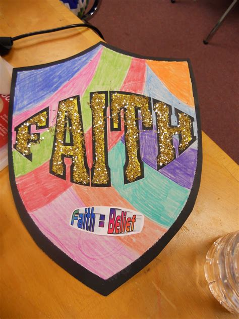 faith craft for on bible armor of god exploring bible