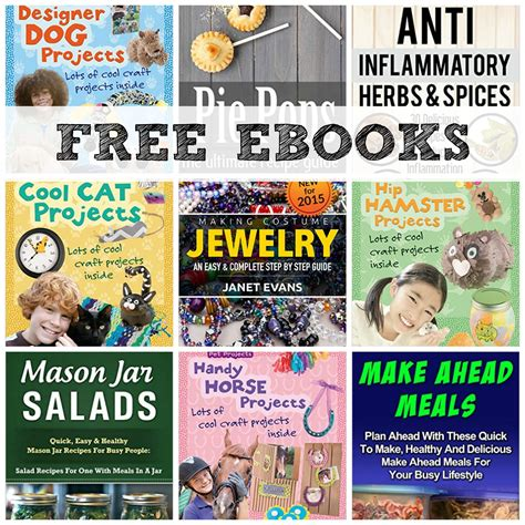 jewelry books free free ebooks make ahead meals costume jewelry