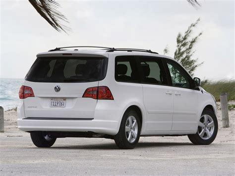 Volkswagen Minivan by 2012 Volkswagen Routan Price Photos Reviews Features