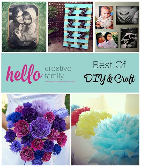 best crafts best craft and diy projects for finding your creativity