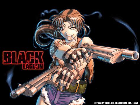 black lagoon black lagoon anime spawn anime spot