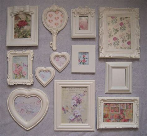 cheap shabby chic picture frames 25 best ideas about shabby chic frames on