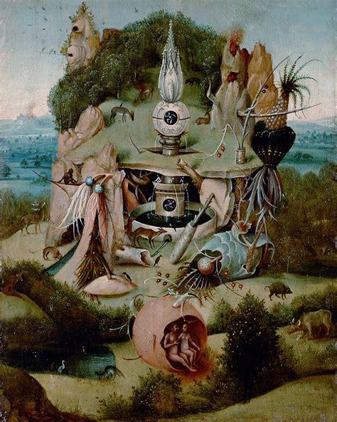 Der Garten Hieronymus Bosch by Bestand Hieronymus Bosch 099 Jpg