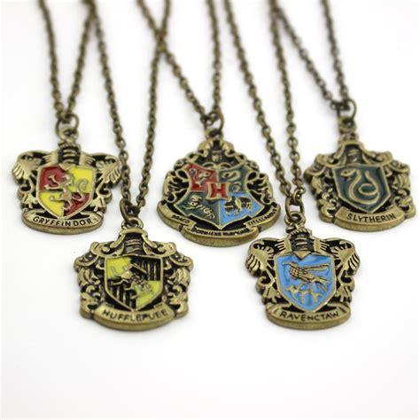 jewelry free shipping free shipping jewelry hogwarts gryffindor hufflepuff