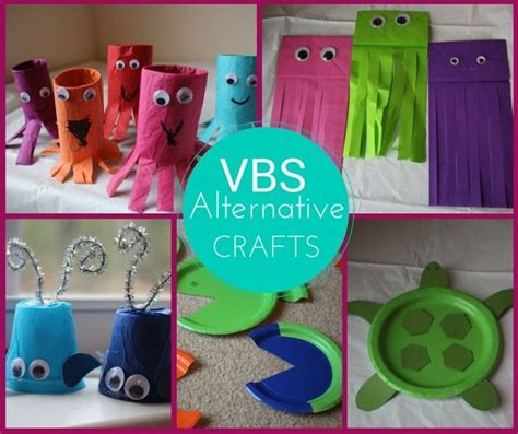 vbs craft ideas for lifeway vbs 2016 submerged decoration ideas diy craft s
