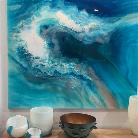 acrylic paint instagram 25 best ideas about resin on resin crafts