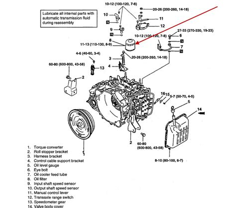 2001 Hyundai Elantra Transmission by Hyundai Elantra Automatic Transmission Diagram
