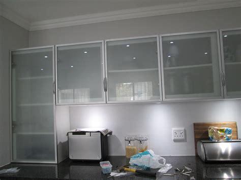 aluminum cabinet door this kitchen is incorporating aluminium frame cabinet