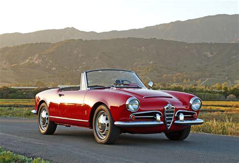 1965 Alfa Romeo Giulia by 1965 Alfa Romeo Giulia Spider Veloce Goodman Reed Motorcars