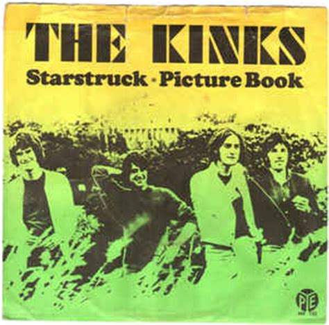 kinks picture book the kinks starstruck picture book vinyl at discogs