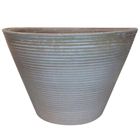 large ceramic planter large ceramic midcentury planter at 1stdibs