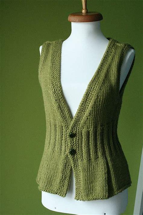 knitting pattern for waistcoat 25 best ideas about knit vest pattern on knit
