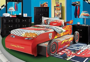 lightning mcqueen bedroom furniture shop for a disney cars lightning mcqueen 7 pc bedroom at