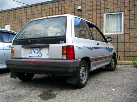 service manual car repair manuals download 1989 ford festiva interior lighting service
