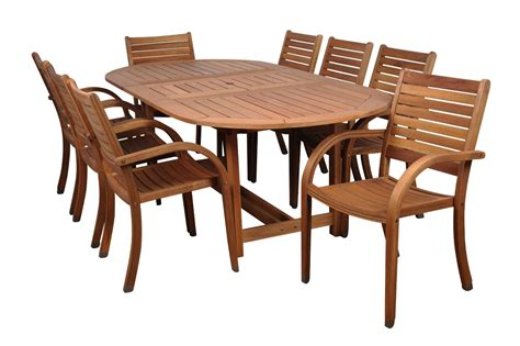 eucalyptus wood patio furniture what are the best alternatives to teak wood for patio