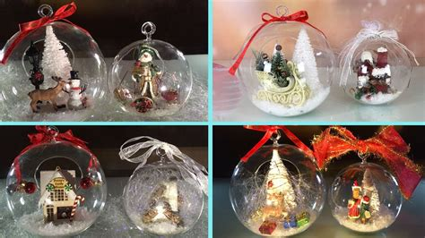 diy clear glass ornaments diy clear glass ornaments for and new year 4a