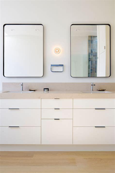 bathroom mirrors for vanity 5 bathroom mirror ideas for a vanity contemporist