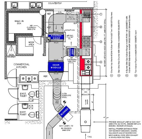 commercial kitchen exhaust system design commercial kitchen exhaust filtration air cleaners