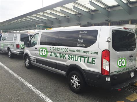 Transportation To Airport by Newark Airport Shuttle Go Airlink Nyc