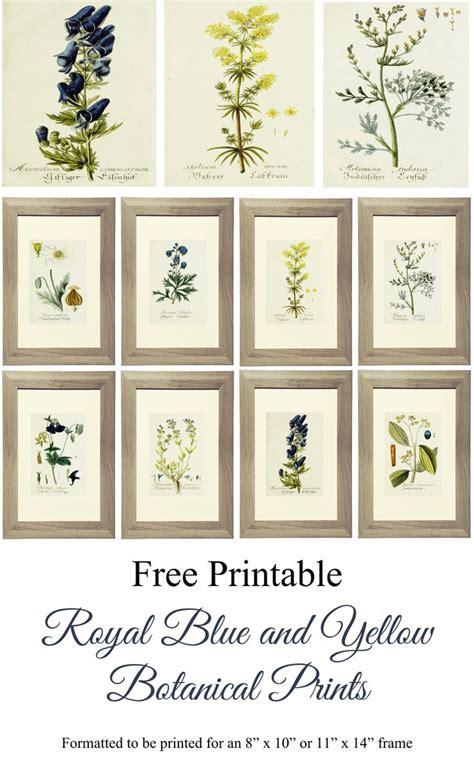 for free to print 25 unique botanical prints ideas on vintage