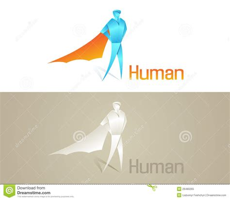 origami human origami human social icon royalty free stock photo image