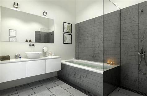 une ou une baignoire dans la salle de bain info maison