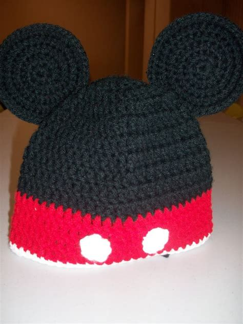 Mickey Mouse Hats On The Loom Studio Design Gallery