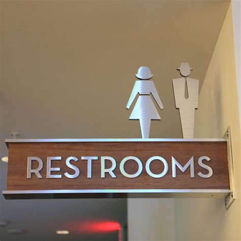 Gender Neutral Bathrooms In Schools by Gender Popsugar