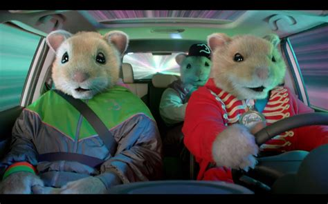 Kia Soul Hamster Commerical by Towing With A Kia Soul Fiberglass Rv