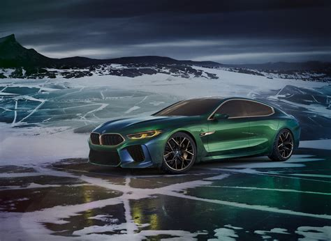M8 Gran Coupe by Look Bmw Concept M8 Gran Coupe Thedetroitbureau