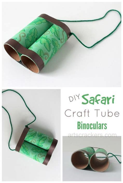 safari crafts for zoo the crafting