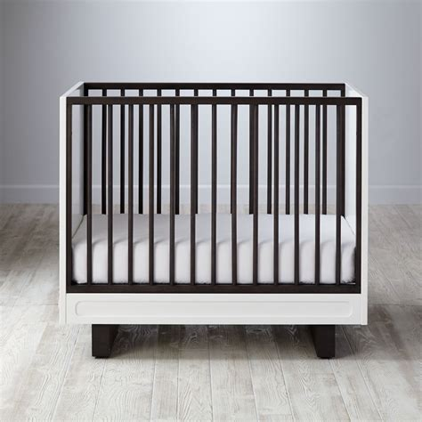 what is a mini crib baby cribs convertible storage mini the land of nod