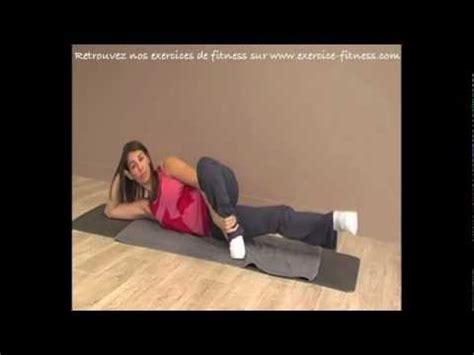 exercice fitness se muscler l int 233 rieur des cuisses perdre des cuisses