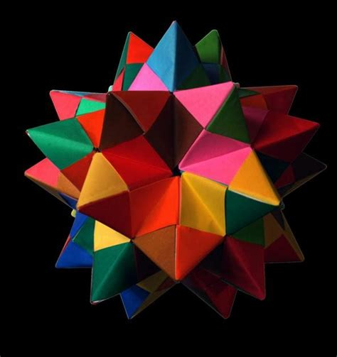 origami dodecahedron modular origami how to make a truncated icosahedron