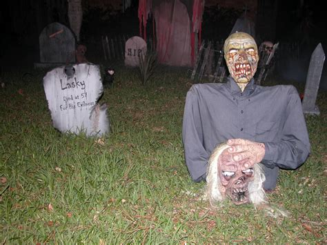 ideas scary 33 best scary decorations ideas pictures
