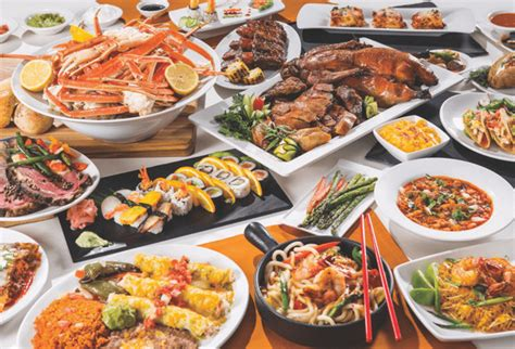 buffets in las vegas all you can eat the 6 best buffets in las vegas