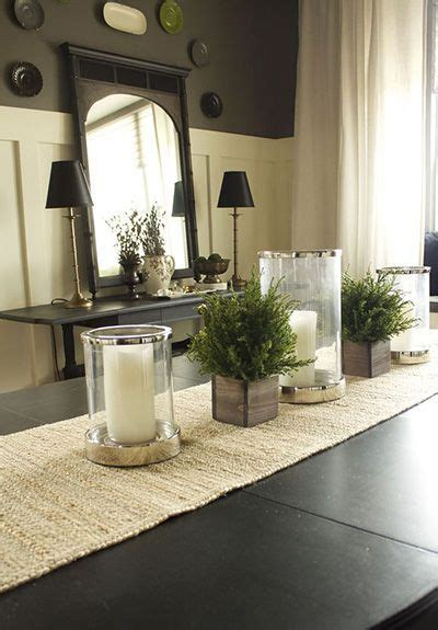 dining decoration 17 best ideas about dining table decorations on